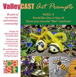 ValleyCAST Art Prompts