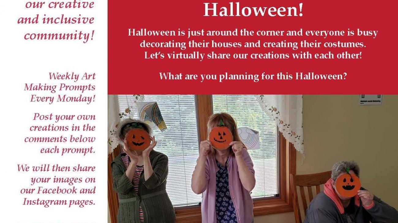 Halloween ValleyCAST Art Prompt Week 24